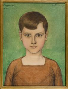 Portret van Alexander baron Schimmelpenninck van der Oye (1913-1942)