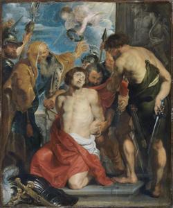 Het martelaarschap van de Heilige Joris