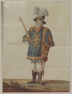 Portret van Jacob van der Lely (1769-1825)