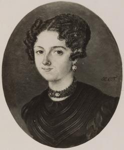 Portret van Jacoba Hermina Roessing (1794-1866)