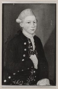 Portret van Sebald Fulco Johannes Rau (1765-1807)