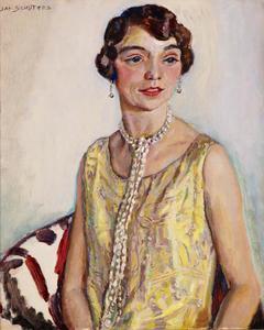 Portret van Juliane Landthaler