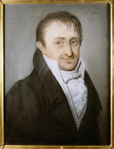 Portret van Jan Remees Modderman (1778-1834)