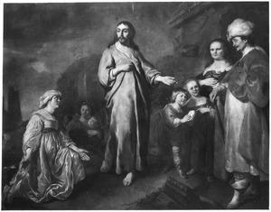 Christus en de Kanaänitische vrouw (Mattheus 15:21-28)