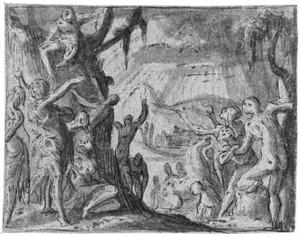 De zondvloed (Genesis 7)