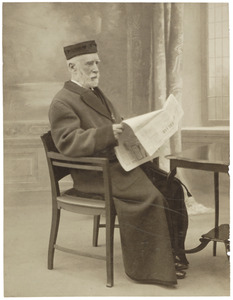 Portret van Christiaan Johannes van Beresteyn (1823-1907)