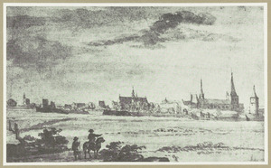 Gezicht op Maastricht