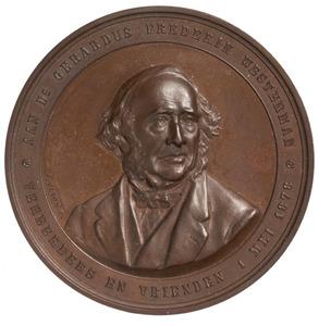 Portret dr. G.F. Westerman