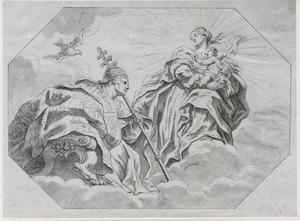 Heilige Gregorius de Grote