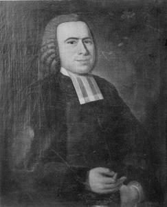 Portret van Samuel Hendrik Manger (1735-1791)