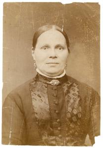 Portret van Hillegonda Bogert (1843-1922)