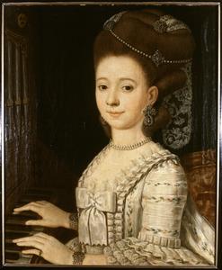 Portret van Hadewina Agatha van Kempen (1765-1801)