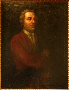 Portret van Guillielmus van Aken