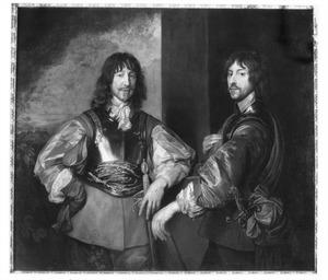 Mountjoy Blount, 1st Earl of Newport (?-1666) en George, Lord Goring (1608-1657)