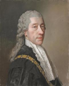 Portret van Wenzel Anton Graf von Kaunitz-Rietberg (1711-1794)