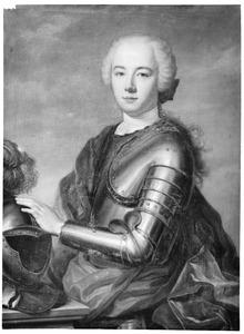 Portret van Otto Frederik van Lynden (1716-1788)