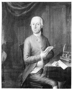 Portret van Hendrik Willem Rappard (1748-1833)
