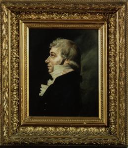 Portret van Johannes Bernardus Cremer (....- ....)