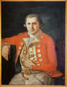 Portret van een man, waarschijnlijk Robert Jacob Gordon (1743-1795)