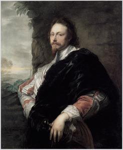 Portret van Nicholas Lanier (1588-1666)