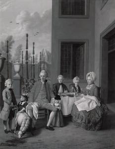 Portret van van den Bosch