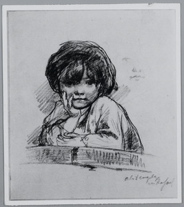 Portret van een jongetje
