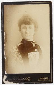 Portret van Marianne N.N.