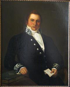 Portret van Jacob Pascal Wijnandts (1797-1855)