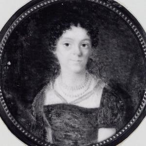 Portret van een vrouw, mogelijk  Henriëtte Jeanne Adelaide barones Torck (1802-1877)