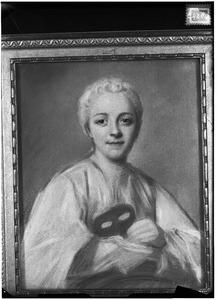 Portret van Joanna Elisabeth de Geer (1708-1766)
