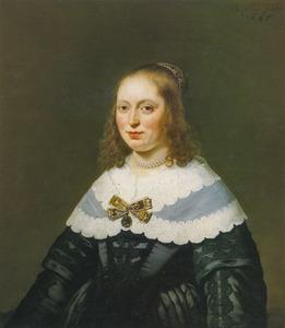 Portret van Sophia Trip (1615-1679)