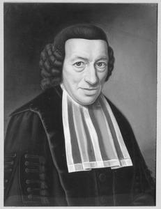 Portret van Petrus Abresch (1736-1812)