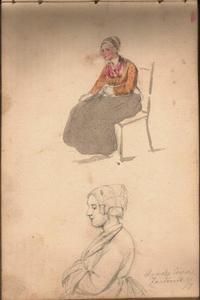 Studies van een Zandvoortse vrouw