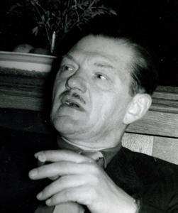 Portret van Dirk den Exter