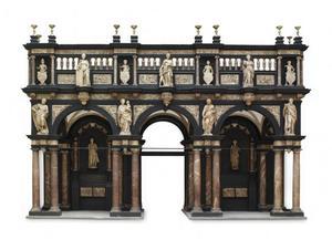 Koorhek van de Sint Janskerk in Den Bosch