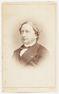 Portret van Rutger Jan Schimmelpenninck (1821-1893)