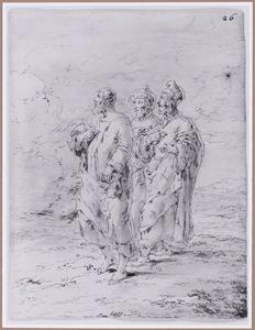 Drie rentmeesters (Suenos 1641, boek III, zesde droom)