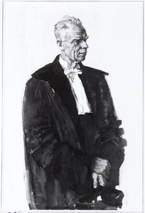 Portret van Pieter Henri Buisman (1888-1982)
