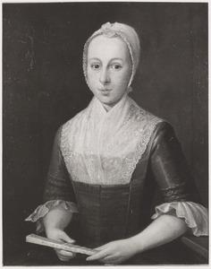 Portret van Jeltje van der Feen (1737-1809)
