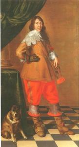 Portret van Hans Rudolf Werdmüller