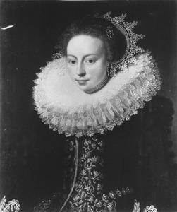 Portret van Sara van Gheel (1599- )