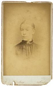 Portret van Adriana Elisabeth Verdam