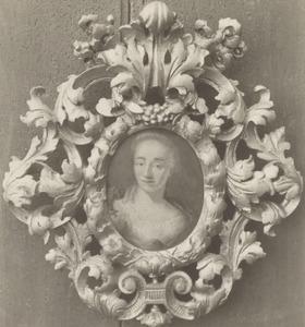 Portret van Wilhelmina de Wildt (1694- )