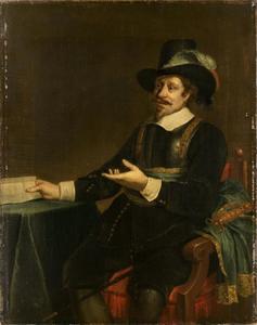 Portret van Jan van de Poll (1597-1678)