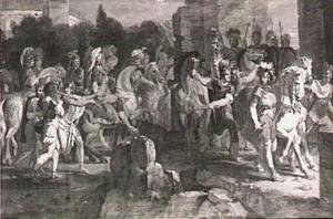 De triomf van Aemilius Paulus