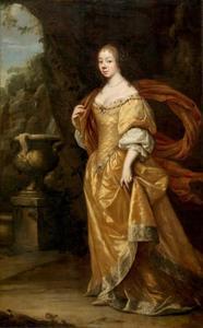Portret van Ingeborg Banér (1641-1675)