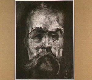 Portret van Stéphane Mallarmé