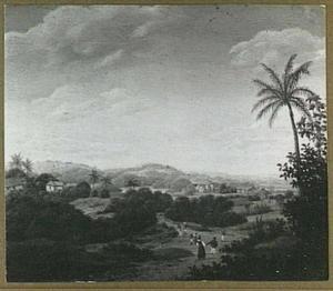 Weids Braziliaans landschap
