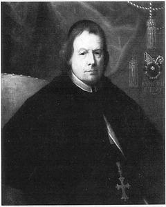 Portret van Nicolaus Heyendal (1658-1733)
