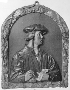 Portret van een man uit de familie Van Vladeracken